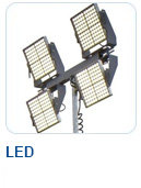 LED Light Towers