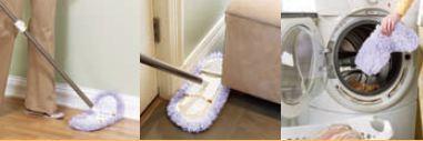 Cheap Bissell Smart Details Microfiber Floor Duster