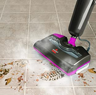 Amazon Bissell Steam Amp Sweep Pet Hard Floor Cleaner Steamer