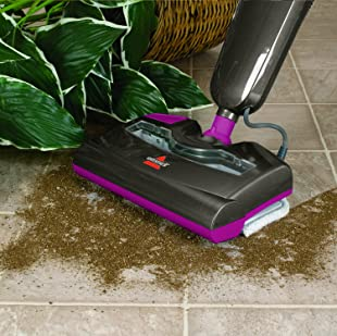 Mop For Wood Floors Bissell Steam Amp Sweep Pet Hard Floor