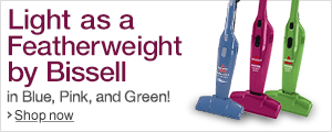 Bissell Featherweight Colors