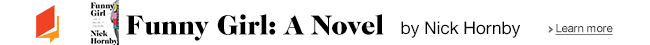 Funny Girl: A Novel by Nick Hornby