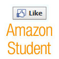Like Amazon Student on Facebook