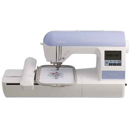 BROTHER PE770 5 Inch X7 Inch Embroideryonly Machine With