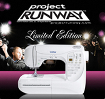 PRW. V168139016  Brother Sewing Machines Project Runway