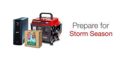 Amazon Storm Preparedness