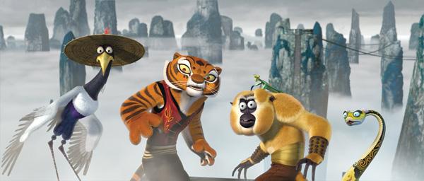 Amazon.com: Kung Fu Panda (Widescreen Edition): Jack Black