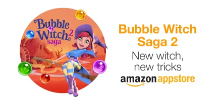 Bubble Witch Saga 2: New Witch, New Tricks