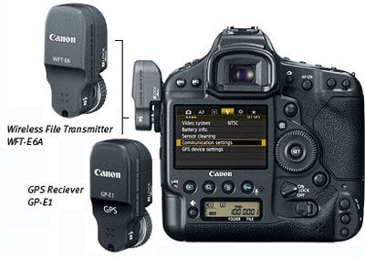 Canon EOS-1D X Accessories at Canon EOS-1D X 18.1MP Digital SLR Camera
