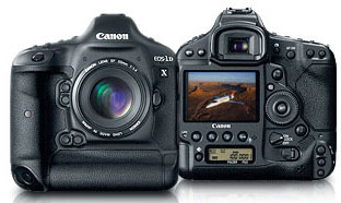 Canon EOS-1D X at Canon EOS-1D X 18.1MP Digital SLR Camera
