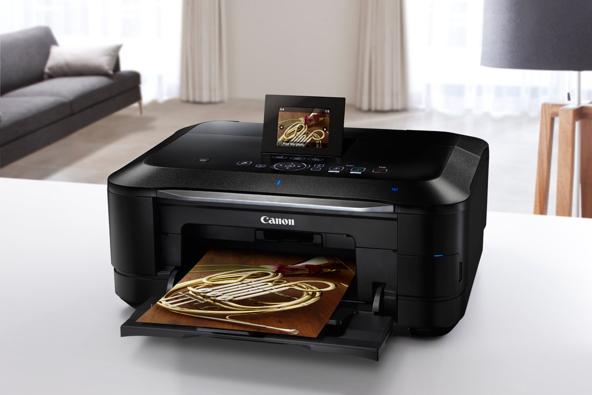 Printing Photos by Cloud Link