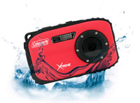 Coleman Xtreme C5WP Digital Camera