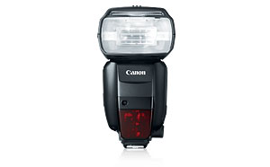 Canon Speedlite 600EX at Amazon.com