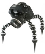 GorillaPod SLR-Zoom Spike Feet