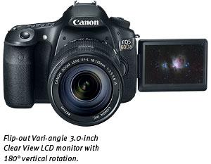 Canon EOS 60Da at Amazon.com