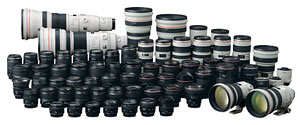 Canon EOS 60Da Lenses at Canon EOS 60Da 18.0 MP Digital SLR Camera