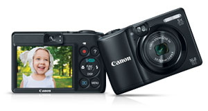 Canon PowerShot A1300 at Amazon.com