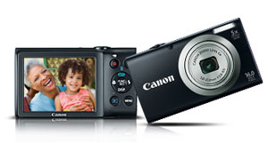 Canon PowerShot A2300 at Amazon.com