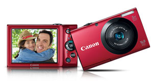 Canon PowerShot A3400 IS at Canon PowerShot A3400 IS 16.0 MP Digital Camera