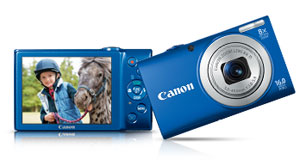 Canon PowerShot A4000 IS at Amazon.com