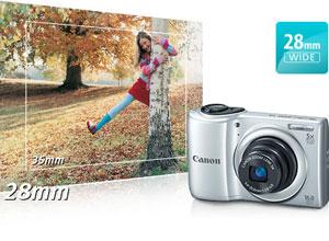 Canon PowerShot A810 Wide Angle atAmazon.com
