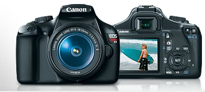 Canon EOS Rebel T3 on Amazon.com