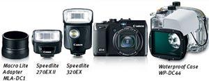 Canon PowerShot G1 X at Amazon.com