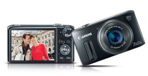 Canon PowerShot SX206 HS at Amazon.com