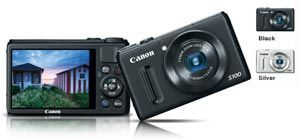 Canon PowerShot S100 at Amazon.com