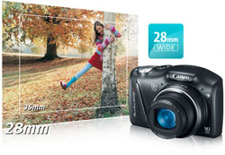 Canon PowerShot SX150
