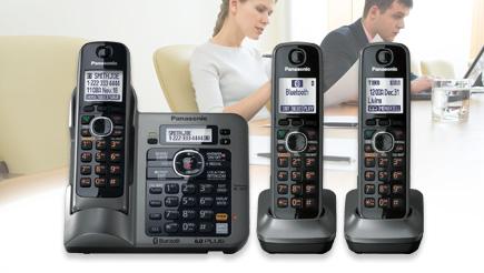 KX-TG7643M Phone