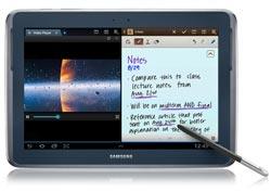 Galaxy Note 10.1 (32GB; Deep Gray) Product Shot