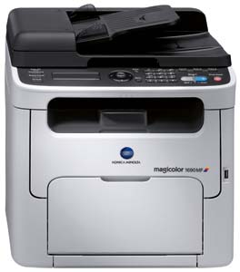 Konica Minolta magicolor 1690MF Laser All-in-One