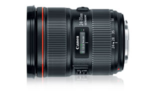 Canon EF24-70mm f/2.8 at Amazon.com