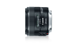 Canon EF 24mm at Amazon.com