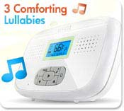 3 Selectable lullabies
