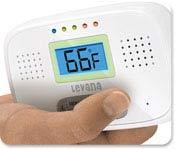 Monitor nursery temperature
