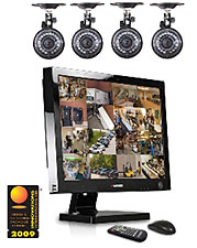 L22WD All-in-One Surveillance Solution