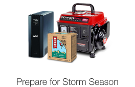 Prepare for Storm Season