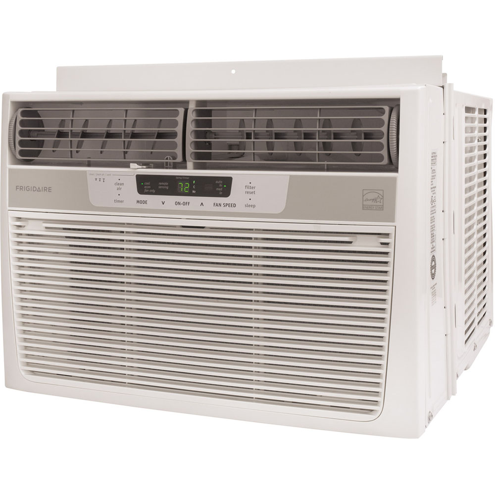 Frigidaire fra126ct1 12 000 btu window air for 12 000 btu window air conditioner with heat