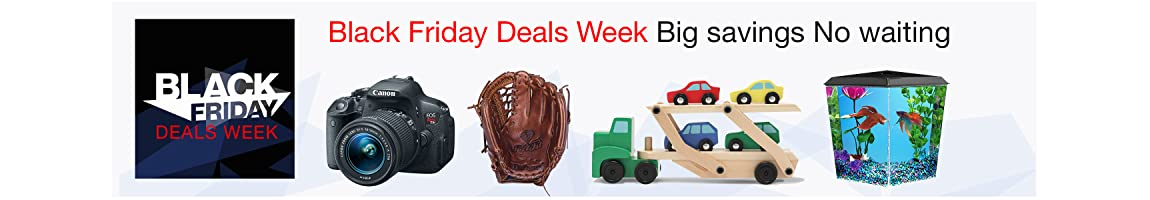 Black Friday Deals Week Starts