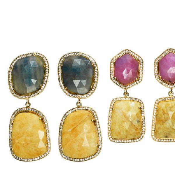 Susan Hanover Drop Earrings
