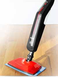 HAAN Agile SI-60 Sanitizing Steam Cleaner