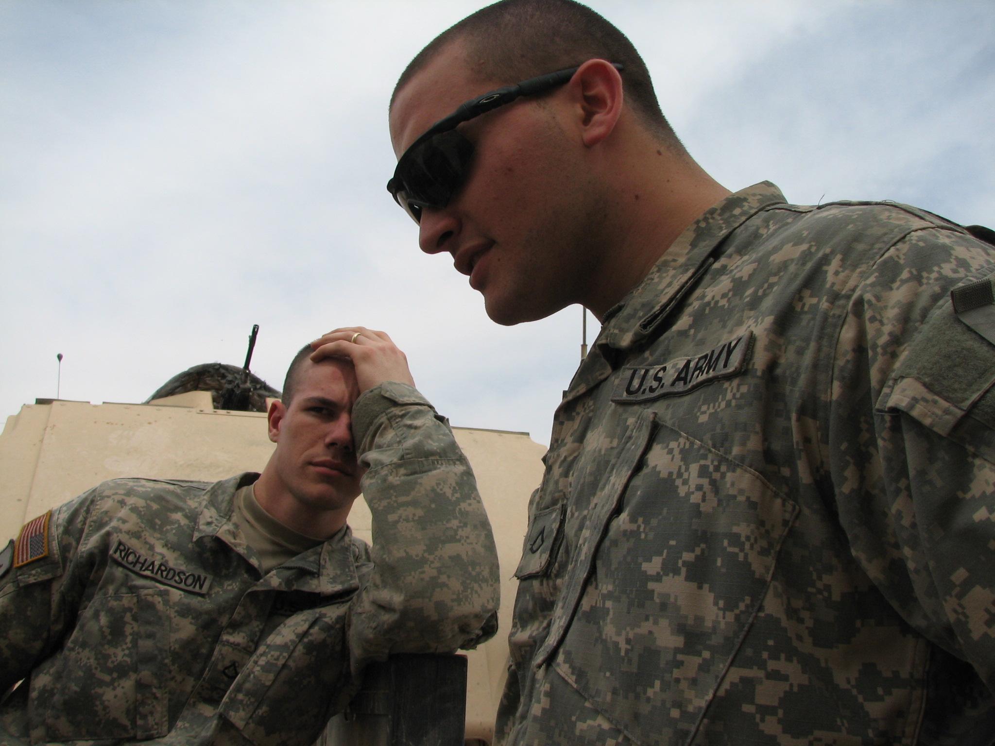The Good Soldiers: David Finkel, Mark Boyett