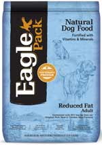 Eagle Pack Reduced Fat Dog Food