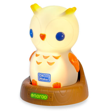 Portable Owl night light for kids