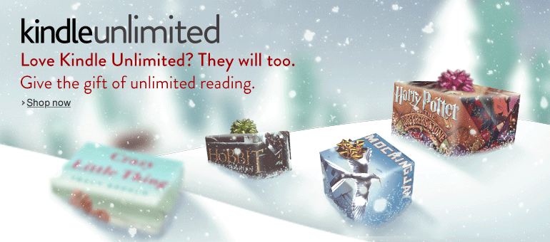Gift Kindle Unlimited