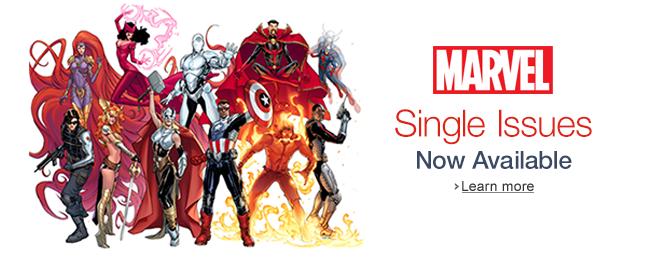 Marvel Single Issue Comics