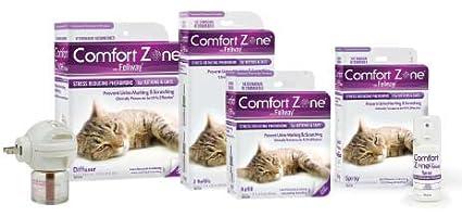 Comfort Zone with Feliway