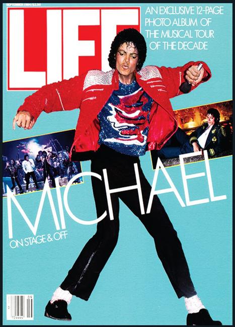 Life Commemorative: Michael Jackson: Life Magazine: 9781603201308